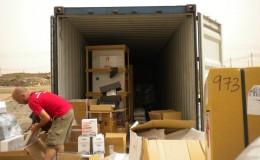 Container attrezzatura Laboratorio