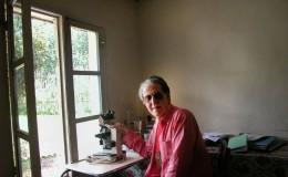 Microscopio a luce solare