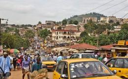 Yaoundé, landscape