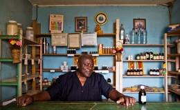 farmacia di prodotti tradizionali