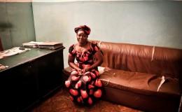 paziente medico tradizionale, Yaoundé