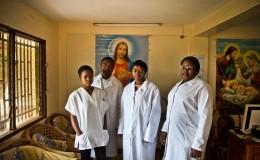 personale clinica privata, Baffousam
