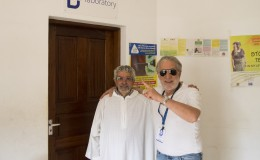 Lab Docemus in Mida dispensary