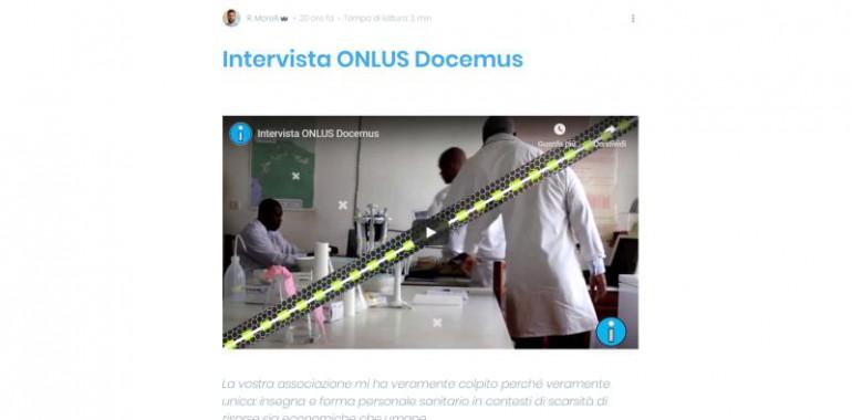 Intervista Infarmati.com